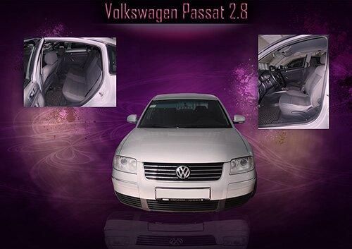 Прокат Volkswagen Passat 2.8